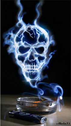 Cigarette Smoking ~ The Herbal SPIRIT OF TOBACCO when abused is BEYOND BELIEF IN ITS RAPACIOUS VIOLENCE.