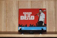 British Shaun of the Dead blu-ray steelbook