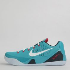 Nike-Kobe-IX-Low-Mens-Basketball-Trainers-Shoes-Sneakers-Dusty-Cactus-White