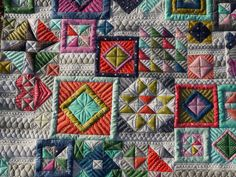 Gyspy Wife Quilt by Kathleen