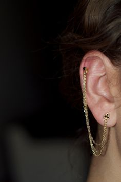 I want an earring like this that doesn't look cheap though