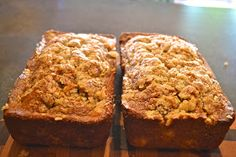 """""""Point-less"""" Meals: Rhubarb Bread"""
