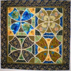 Bobbi Finley: One Quilter's Journey: May 2011