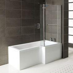 Matrix Shower Bath inc Screen