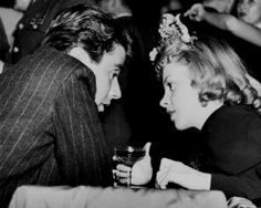 Peter Lawford and Judy Garland (1944)