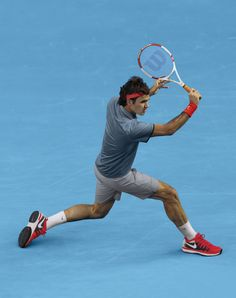 Roger Federer #AusOpen