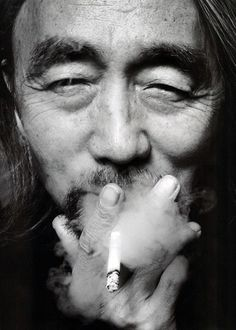 """""""If I was a superhero, I'd destroy Paris, New York and Tokyo and plant gardens where they used to be. Those cities have become all alike, and all about convenience. It's so boring. Society has become flat. There's too much compliance, too many laws and we need somebody to break them: an outsider, a destroyer.""""Yohji Yamamoto"""