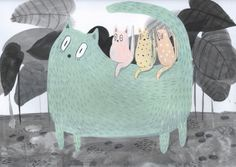 ilustración de Esme Shapiro