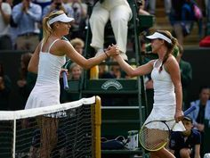 26-jun-13 :.: #Wimbledon: #Michelle vence #Sharapova - Ténis - Jornal Record :.: