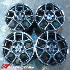 2007 2008 acura tl type s 17 wheel acura pinterest for Garage audi agde