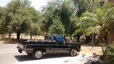 My chevy truck