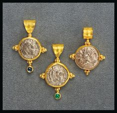 Antiquarium Coin Jewelry