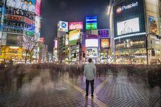 Shibuya Crossing(Tokyo's Best Attraction)