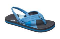 Boys Ahi – 70's Blue £14.00 - Reef FFab Flip Flops  www.fabflipflops.co.uk Reef Flip Flops, Blue T, T Rex, Boy Or Girl, Sandals, Boys, Women, Fashion, Moda