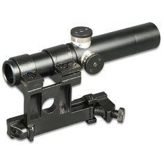 PU Mosin Nagant Rifle Scope SVT-40 Firefield