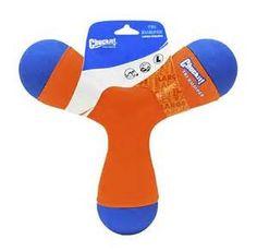Chuckit! Tri-Bumper Dog Toy