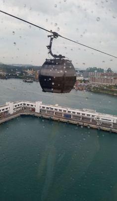 #cablecar #sentosa #island #singapore