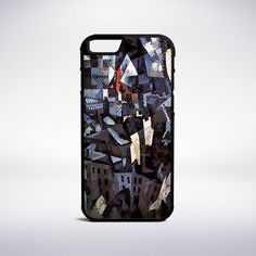 Robert Delaunay - Ciudades City Phone Case – Muse Phone Cases