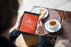 FREE premium photorealistic PSD Mockup of the iPad Mini. Easy to use because of smart layers. Ready to present your works. Enjoy it! This mockup featu... Check more at https://www.freemockupworld.com/free-psd-mockup-ipad-mini/