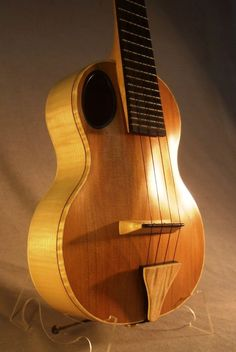 Jacques Concert Ukulele from Jazz Box Ukes