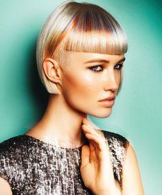 Hair Expo Australia. Australian Hairdresser of the Year Finalists Dmitri Papas