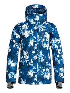 40c43ef2e4 Womens snowboard jackets  Roxy Snowboard jackets for women