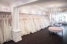 bridal shops {Hyde Park Bridal Boutique} Cincinnati, OH