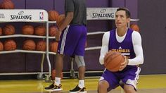 Steve Nash will miss the entire 2014-2015 season to rest and rehab after he met with team doctors.