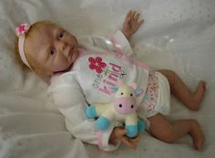 Hand Sculpted Baby doll