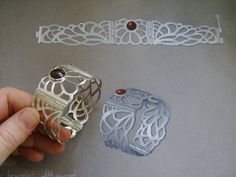 Lace Bracelet - compare closed by ~GeshaR on deviantART