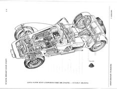 Lotus Super Seven Cutaway Drawing Lotus Auto, Lotus 7, Cutaway, Westfield Car, Sport Cars, Race Cars, Caterham Cars, Lotus Sports Car, Sports Drawings