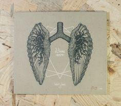 "Alchimia ""Aurora"" album artwork on Behance"