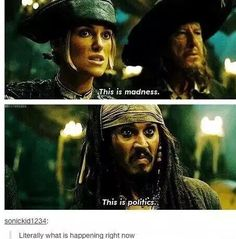 Jack sparrow from pirates of the Caribbean lol current events Tumblr Funny, Funny Memes, Hilarious, Funny Facts, Memes Humor, Disney Marvel, Jack Sparrow Quotes, Jack Sparrow Funny, Johny Depp