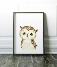 Baby Painting, Nursery Paintings, Nursery Prints, Wall Art Prints, Woodland Animal Nursery, Woodland Animals, Animal Art Prints, Animal Paintings, Animal Decor