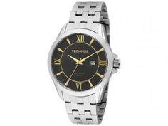 Relógio Masculino Technos 2115KOQ/1P - Analógico Resistente à Água