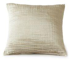 Lola cushion, Natural | Jasmine Hall