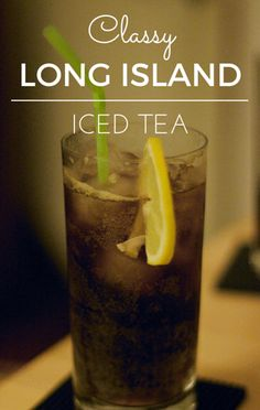 While talking about America's best dishes on The Chew, Clinton Kelly shared his version of one of America's most popular cocktails: a Classy Long Island Iced Tea!