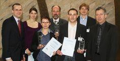 Der mit 2.500 Euro dotierte Unikosmos-Marketing-Award geht im Wintersemester 2008/2009 an Studierende der Universität Rostock.
