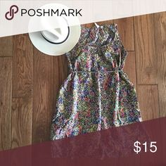 Anthro cotton dress Eloise brand. Size xs. 100% cotton, Swiss dot. Great quality. Very versatile piece. I have worn as a nightgown, swimsuit cover up and dress! Anthropologie Dresses