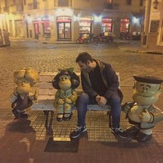 #Mafalda #Buddies #SanTelmo #BsAs by carlos_casals