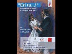 "Ettore Bastianini Evento ""Eri Tu"" a Casa Verdi (24/9/16)"