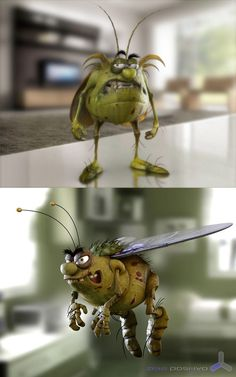Cockroach by Maxi Gaspar 1125px X 1799px