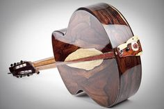Beardsell Guitars » 4G-M X-Ray | Handmade Guitars, Harp Guitars, Mandolins, and more.