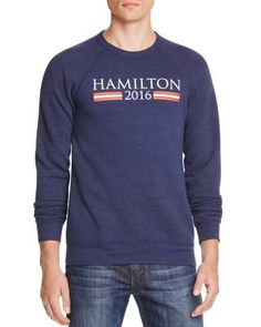 Creative Goods Hamilton 2016 Sweatshirt - Bloomingdale's Exclusive | Bloomingdale's