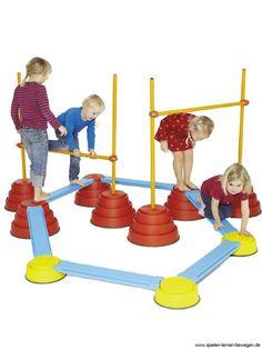 Build N' Balance Parours