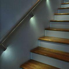 Lumos illuminated handrail bracketshttp://www.miles-nelson.com/bannister_brackets.php