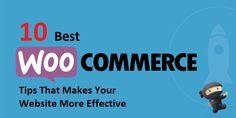 10 Best WooCommerce Tips That Makes Your Website More Effective Tips Online, Ecommerce Solutions, Your Website, Web Application, Web Development, Online Business, Wordpress, Web Design, Language