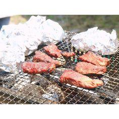○ . ✔️2017.05.04 Thu ( ☀️ ) . 絶賛GW期間中でーす😂💓 新潟に来て2日目‼️ 今日は朝っぱらから河原でBBQをしました〜🍖🍖🍖 やっぱり自然の中でBBQをするのは最高✨ お米も美味しいし、お肉も美味しいし、空気も美味しいし最高でした😊💖 . #写真部#ファインダー越しの私の世界#カメラ女子#写真撮ってる人と繋がりたい#写真好きな人と繋がりたい#お写ん歩#ミラーレス一眼#お洒落さんと繋がりたい#ゴールデンウィーク#バーベキュー#肉#新潟#ダイエットは明日から #eosm3#instalike#instaphoto#instadiary#instagood#instagramjapan#ig_japan#tagsforlikes#likeforlike#l4l#team_jp_#IGersjp#gw#BBQ#niigata