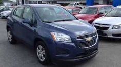 2013 Chevrolet Trax FWD Auto for sale at Eagle Ridge GM in Coquitlam, near Vancouver BC!  http://eagleridgegm.com http://facebook.com/eagleridgegm http://twitter.com/eagleridgegm