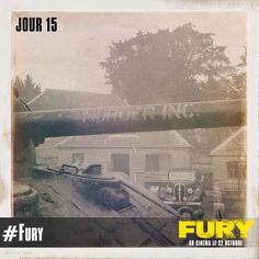 Murder Inc., un des tanks de Fury. (Photo Credit: David Ayer)